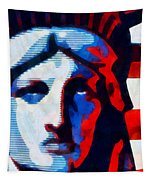 Liberty 3 Tapestry