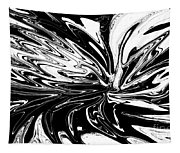 Licorice In Abstract Tapestry