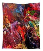 Life Is A Carnival 02 Tapestry