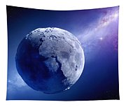 Lifeless Earth Tapestry