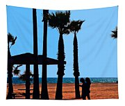 Life's A Beach Tapestry