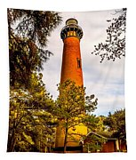 Light At Currituck Tapestry