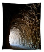 Light At The End Of The Tunnel Tapestry