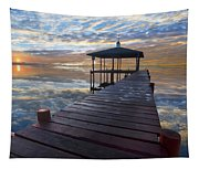 Light At The Lake Tapestry