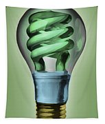 Light Bulb Tapestry