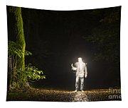 Light Man Tapestry