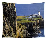 Light On The Rock Tapestry