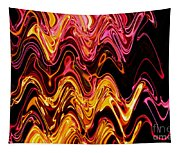 Light Painting 5 Tapestry