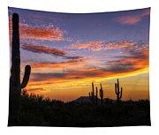 Light Up The Sky Southwest Style  Tapestry