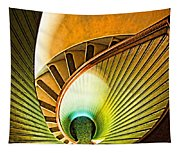 Lighthouse Stairway - Point Loma San Diego Tapestry
