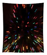 Lights In Motion Tapestry