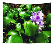 Lilac Pink Beauty Tapestry