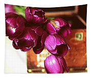 Lilies To Go Tapestry