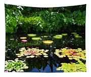 Lilly Garden Tapestry