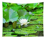 Lilly Pad Tapestry