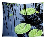 Lilly Pad Pond Tapestry