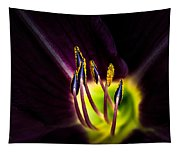 Lily Of The Forest Tapestry