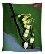 Lily Of The Valley Tapestry