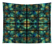 Limitless Night Sky Tapestry