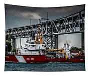 Limnos Coast Guard Canada Tapestry