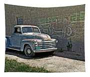 Lincoln Highway Tapestry