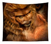 Lion Man Tapestry
