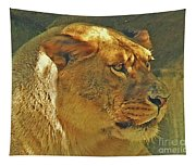 Lioness 2012 Tapestry