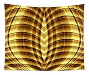 Liquid Gold 3 Tapestry