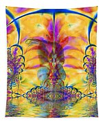 Liquid Lace Tapestry