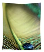 Liquid Reflections Tapestry