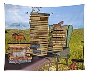 Literary Levels Tapestry