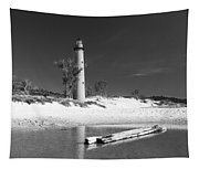 Litle Sable Light Station - Film Scan Tapestry