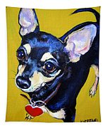Little Bitty Chihuahua Tapestry