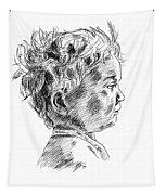 Little Boy Tapestry