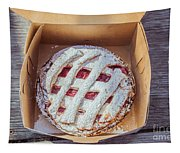 Little Cherry Pie Tapestry