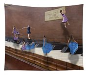 Little Composers IIi Tapestry