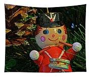 Little Drummer Boy Ornament Tapestry