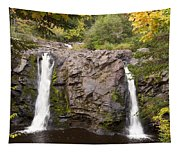 Little Manitou Falls Autumn 2 Tapestry