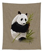 Little Panda Tapestry