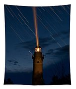 Little Sable Lighthouse Tapestry