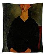 Little Servant Girl Tapestry