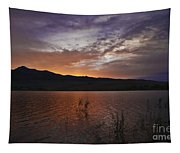 Little Washoe Sunset Tapestry