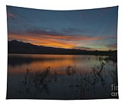 Little Washoe Sunset II Tapestry