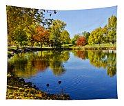 Littleton Pond 1 Tapestry