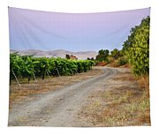 Livermore Vineyard 3 Tapestry