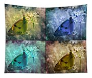 Lives Of A Butterfly Tapestry