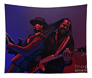 Living Colour Painting Tapestry