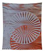 Living Spaces No 1 Tapestry