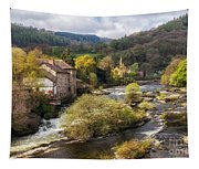 Llangollen And The River Dee Tapestry