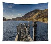 Llyn Cowlyd Reservoir Tapestry